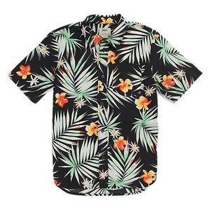 Vans Hawaiian Palm Floral Print xs